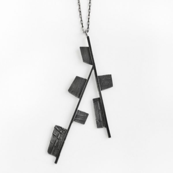 Fragment necklace by Jane Pellicciotto