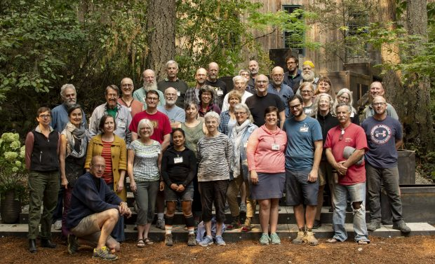 2018 Frogwood Collaborative participants.