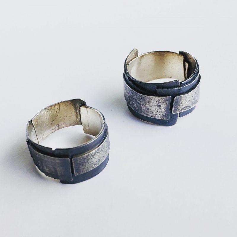 Stratum Ring. Jane Pellicciotto