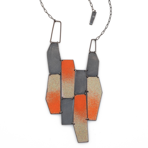 Good Ombré Necklace. Jane Pellicciotto
