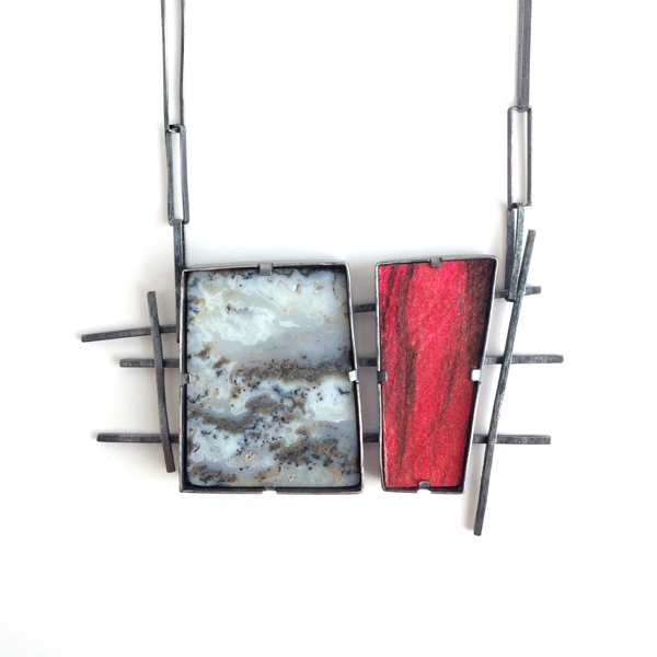 Necklace by Jane Pellicciotto