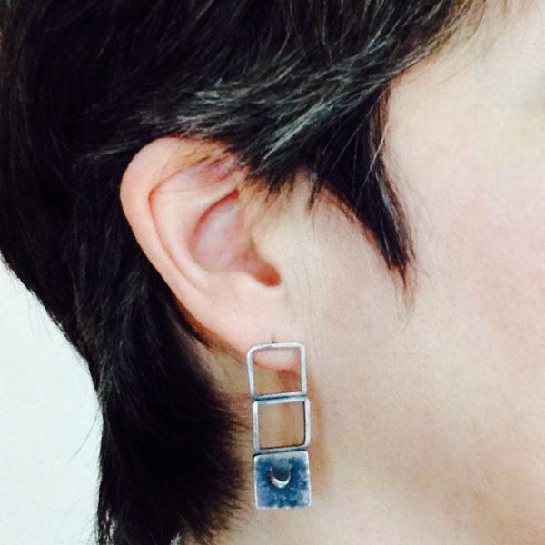 Blink earrings. Jane Pellicciotto