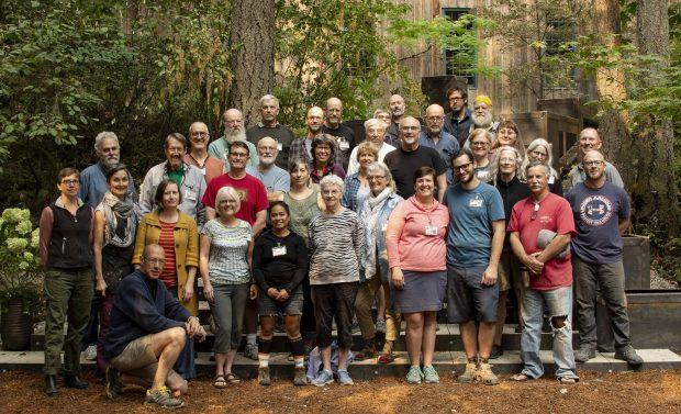 2018 Frogwood Collaborative participants.