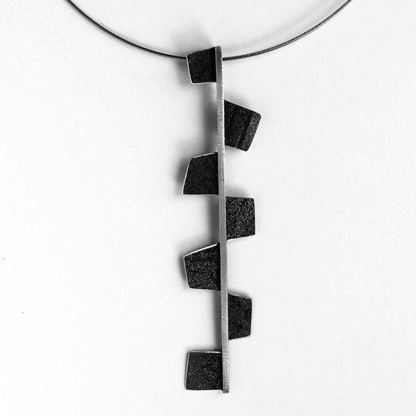 Fragment Spear Necklace. Jane Pelliciotto