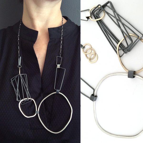 Bolla necklace. Jane Pellicciotto